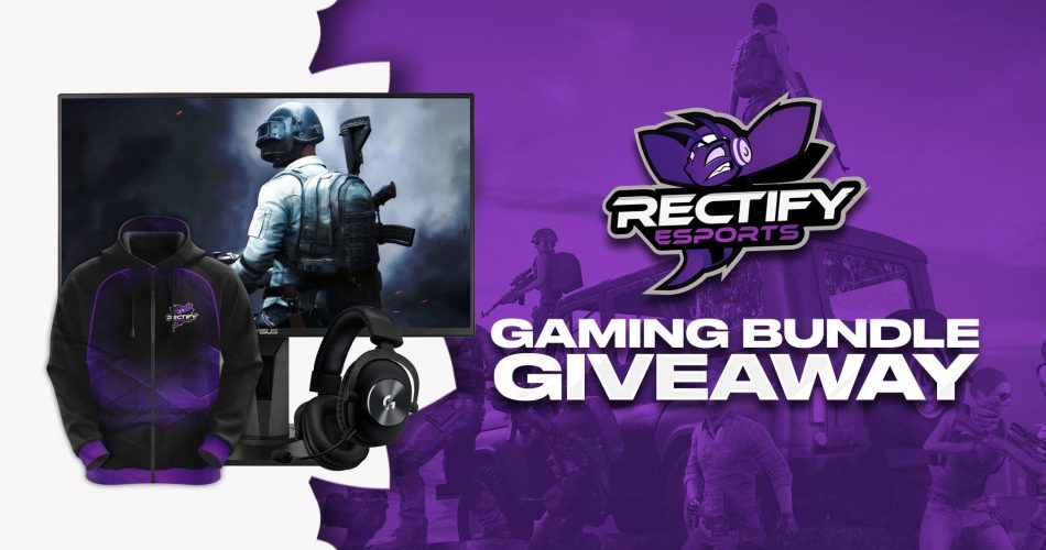 Rectify Esports Giveaway