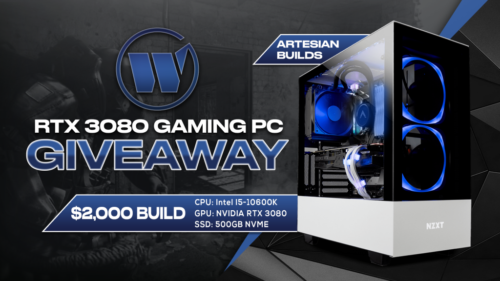 online contests, sweepstakes and giveaways - Wagnificent | $2,000 Gaming PC Giveaway - Vast | Expand Your Reach
