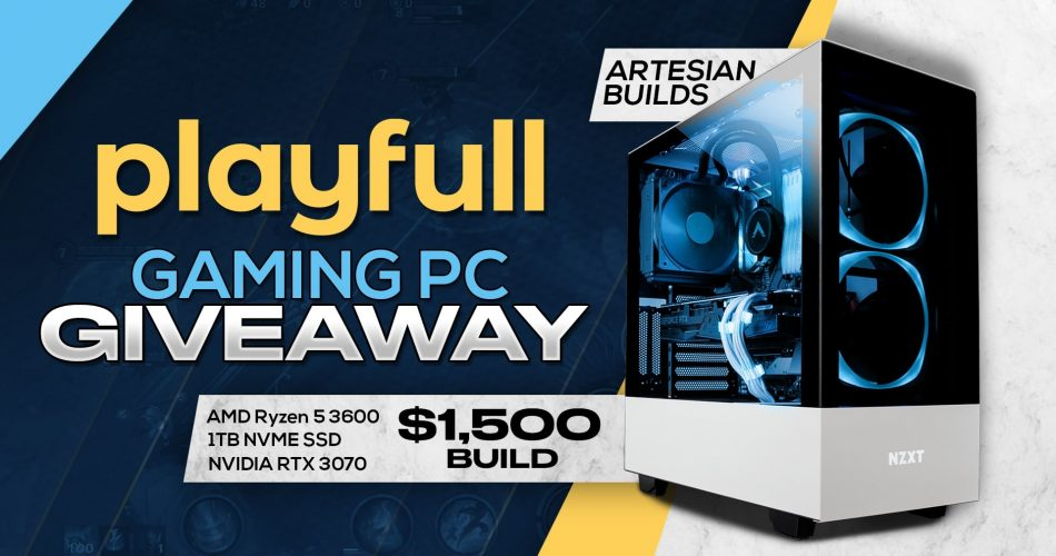 Playfull Giveaway