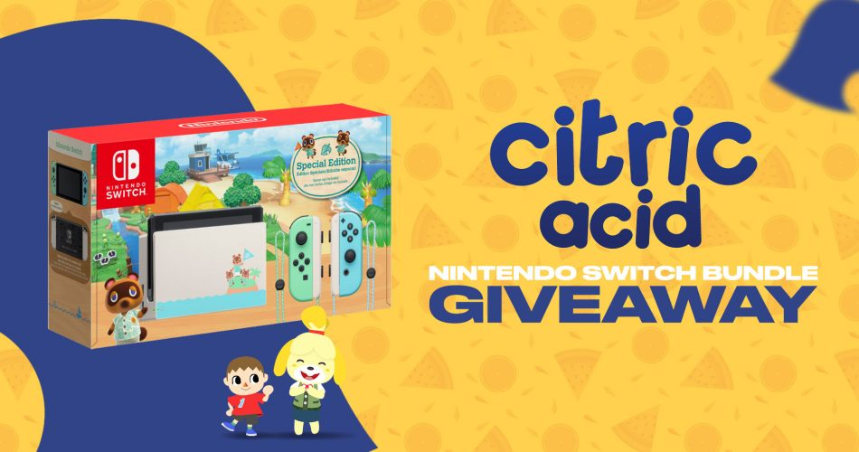 CitricAcid Giveaway