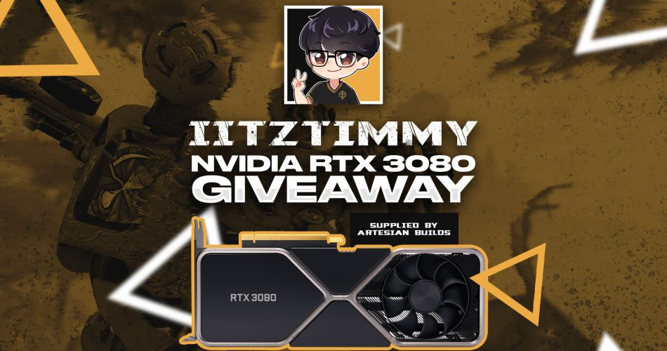 Timmy Giveaway