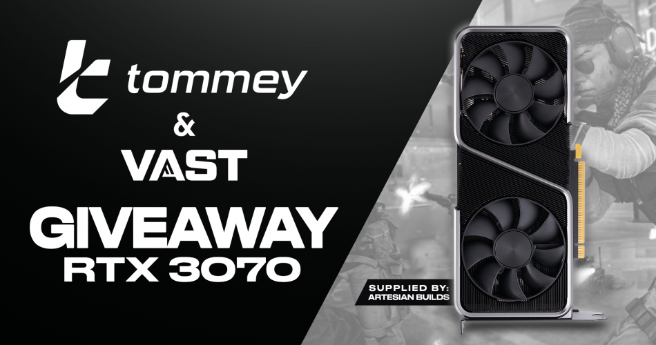 Tommey Giveaway