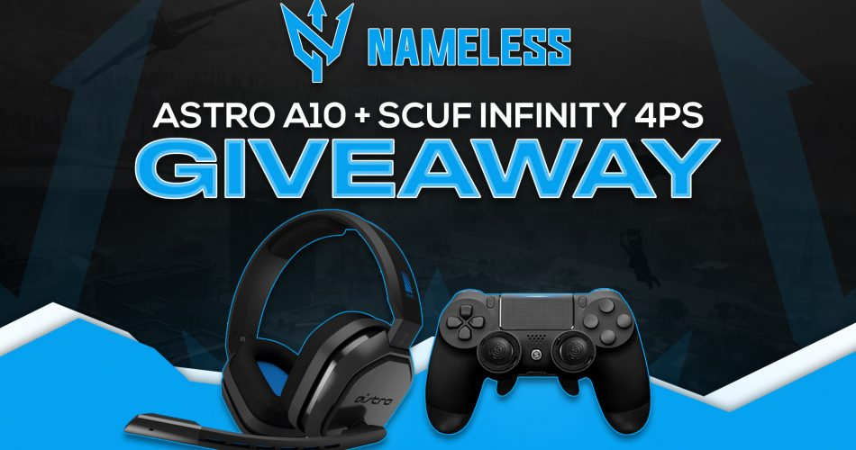 Nameless Giveaway