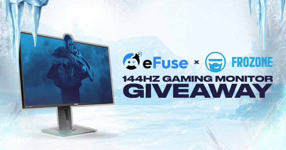 eFuse x Frozone Giveaway